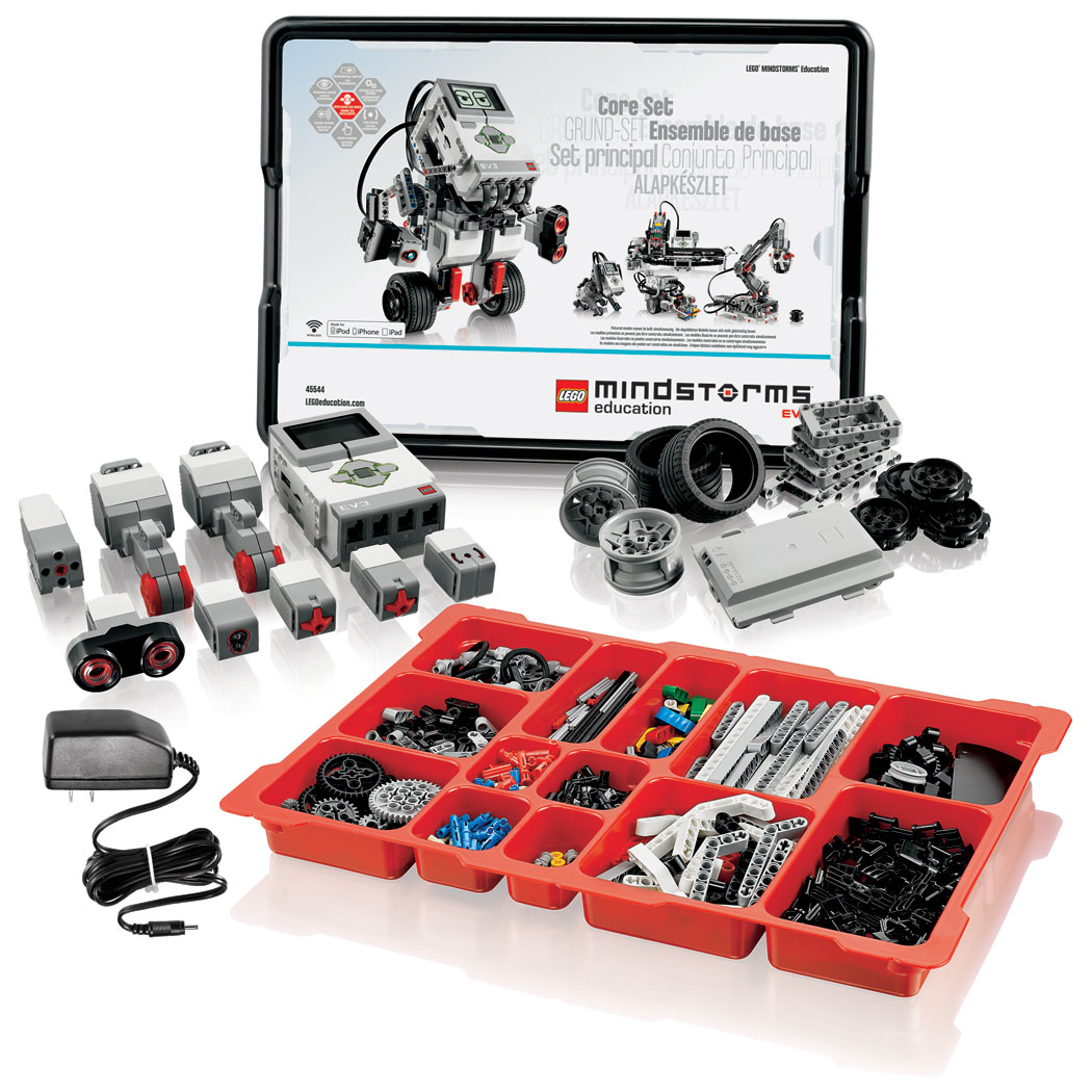 Lego Mindstorm EV3 – Connections Engineering Outreach